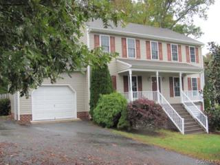 8712  Corcoran Place  , Chesterfield, VA 23832 (MLS #1429463) :: Exit First Realty