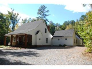9710  Spring Run Road  , Chesterfield, VA 23832 (MLS #1429473) :: Exit First Realty