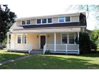 306  Allen Avenue  , Hopewell, VA 23860 (MLS #1429517) :: Exit First Realty