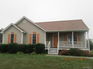 5701  Piney Ridge Court  , Chester, VA 23831 (MLS #1429536) :: Exit First Realty