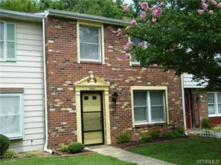 8160  Clovertree Court  8160, North Chesterfield, VA 23235 (MLS #1429567) :: Exit First Realty