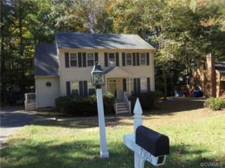 7106  Whisters Cove Drive  , Midlothian, VA 23112 (MLS #1429593) :: Exit First Realty