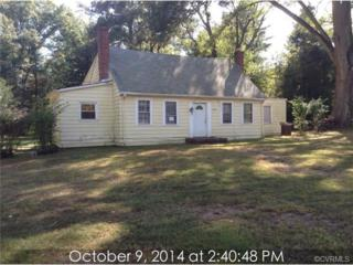 5517  Cogbill Road  , North Chesterfield, VA 23234 (MLS #1429641) :: Exit First Realty