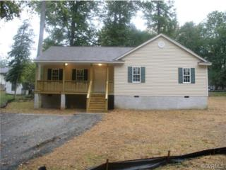 0  Olivet Church Rd  , New Kent, VA 23124 (MLS #1429718) :: Exit First Realty