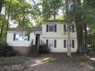 3413  Silliman Court  , Chesterfield, VA 23832 (MLS #1429872) :: Exit First Realty