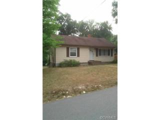 2611  Falling Creek Avenue  , Richmond, VA 23234 (MLS #1429918) :: Exit First Realty