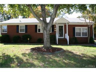 715  Old Town Drive  , Colonial Heights, VA 23834 (MLS #1430030) :: The Gits Group - Keller Williams Realty