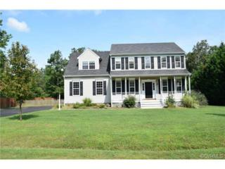 6804  Sassafras Drive  , New Kent, VA 23141 (MLS #1430082) :: Exit First Realty