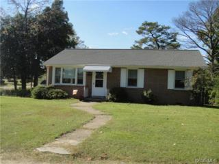 7977  Willow Avenue  , Mechanicsville, VA 23111 (MLS #1430177) :: Exit First Realty