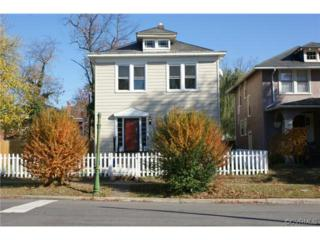 3233  Fendall Avenue  , Richmond, VA 23222 (MLS #1430849) :: Fresh Start Realty
