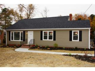 2207  Raymond Avenue  , Henrico, VA 23228 (MLS #1431110) :: Exit First Realty