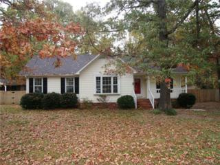 7636  Robinwood Drive  , Chesterfield, VA 23832 (MLS #1431202) :: Exit First Realty