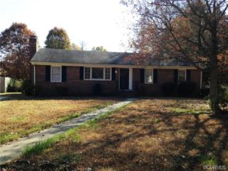607 S Kalmia Avenue  , Highland Springs, VA 23075 (MLS #1431370) :: Exit First Realty