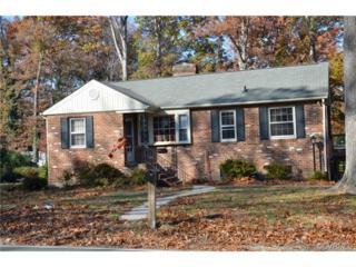 808  Maybeury Drive  , Richmond, VA 23229 (MLS #1431504) :: Fresh Start Realty