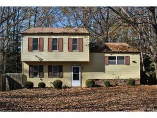 10502  Paddenswick Court  , North Chesterfield, VA 23236 (MLS #1431550) :: Exit First Realty