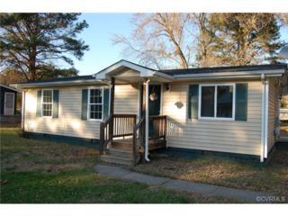 505  E. Broad St.  , Blackstone, VA 23824 (MLS #1431584) :: Exit First Realty