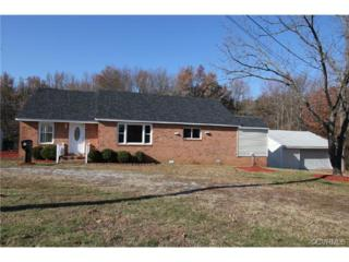 9900  Salem Church Road  , North Chesterfield, VA 23237 (MLS #1431655) :: Exit First Realty
