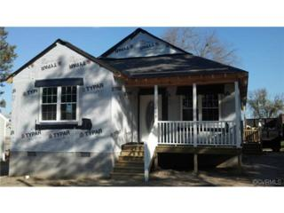 1903  Wakefield Avenue  , Colonial Heights, VA 23834 (MLS #1431697) :: Exit First Realty