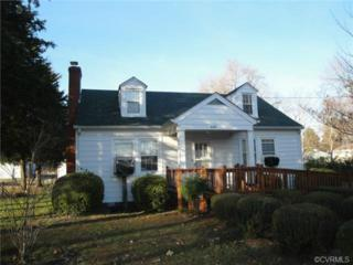 5420  Beulah Road  , North Chesterfield, VA 23237 (MLS #1431718) :: Exit First Realty