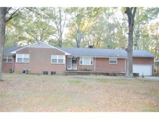 20010  Oakland Avenue  , South Chesterfield, VA 23834 (MLS #1431741) :: Exit First Realty