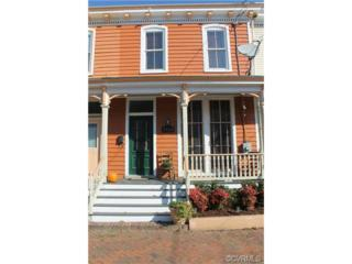 2510 E Leigh Street  , Richmond, VA 23223 (MLS #1431745) :: Exit First Realty