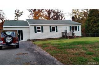 311  Cottonwood Lane  , Prince George, VA 23875 (MLS #1431748) :: Exit First Realty