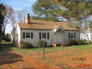 7357  Pickett Avenue  , Mechanicsville, VA 23111 (MLS #1431879) :: Exit First Realty
