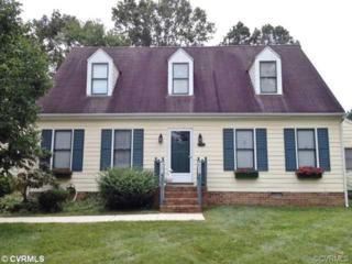 8706  Pine Glade Lane  , Chesterfield, VA 23237 (MLS #1431962) :: Exit First Realty