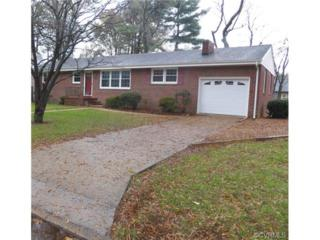 1315  Oakwood Drive  , Colonial Heights, VA 23834 (MLS #1432020) :: Exit First Realty