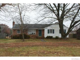 521 S Providence Road  , Chesterfield, VA 23236 (MLS #1432969) :: Exit First Realty