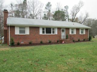 5357  Studley Road  , Mechanicsville, VA 23116 (MLS #1433031) :: Exit First Realty