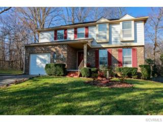 9725  Snowhill Road  , North Chesterfield, VA 23235 (MLS #1433243) :: Exit First Realty