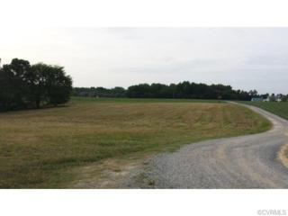 0  Piping Tree Ferry Road  , Mechanicsville, VA 23111 (MLS #1433251) :: Exit First Realty