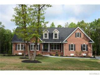 6013  Swans Lane  , Mechanicsville, VA 23111 (MLS #1433260) :: Exit First Realty