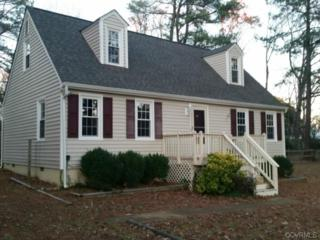 10116  Ronaldton Road  , North Chesterfield, VA 23236 (MLS #1433263) :: Exit First Realty