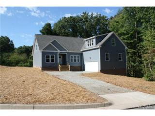 8412  Leno Place  , North Chesterfield, VA 23236 (MLS #1433274) :: Exit First Realty