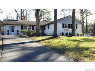 207  Gunby Drive  , Henrico, VA 23229 (MLS #1433303) :: Exit First Realty