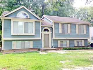 10131  Ridgerun Road  , Chesterfield, VA 23832 (MLS #1433317) :: Exit First Realty