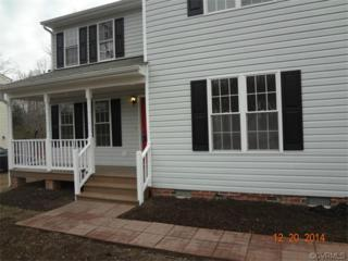 6612  Corcoran Drive  , Chesterfield, VA 23832 (MLS #1433401) :: Exit First Realty