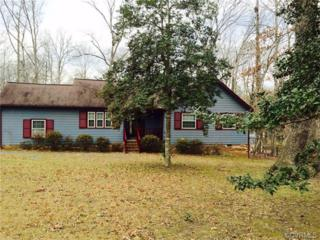 4840  Fordham Road  , North Chesterfield, VA 23236 (MLS #1433404) :: Exit First Realty