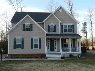 10140  Deerlake Drive  , New Kent, VA 23124 (MLS #1433405) :: Exit First Realty