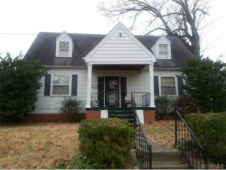 116 E Blake Lane  , Richmond, VA 23224 (MLS #1433407) :: Exit First Realty