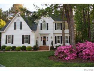 9329  Crossover Drive  , Mechanicsville, VA 23116 (MLS #1433418) :: Richmond Realty Professionals
