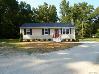 11400  Reedy Branch Road  , Chesterfield, VA 23838 (MLS #1433427) :: Exit First Realty