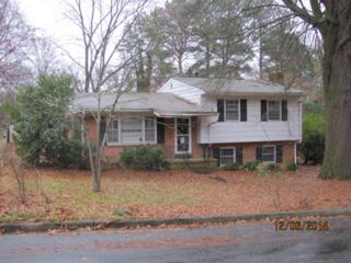 7517  Hawthorne Avenue  , Henrico, VA 23227 (MLS #1433562) :: Exit First Realty
