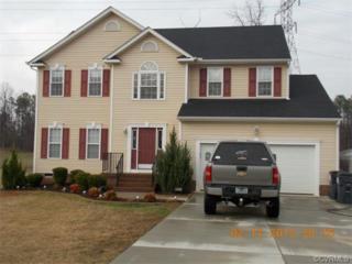 3624 N Hamlin Creek Parkway  , Chesterfield, VA 23831 (MLS #1500376) :: Exit First Realty