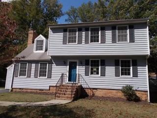 2024  Orangewood Road  , Richmond, VA 23235 (MLS #1501042) :: Exit First Realty