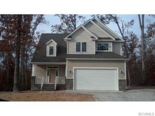 6954  Oakrise Lane  , New Kent, VA 23124 (MLS #1501487) :: Exit First Realty