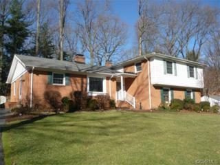 2908  Mohawk Drive  , Chesterfield, VA 23235 (MLS #1501680) :: Exit First Realty