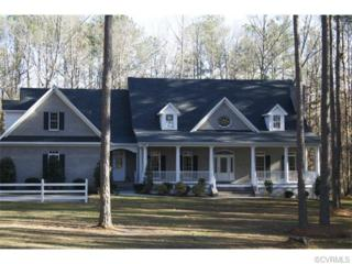 13443  River Otter Road  , Chesterfield, VA 23838 (MLS #1501822) :: Exit First Realty